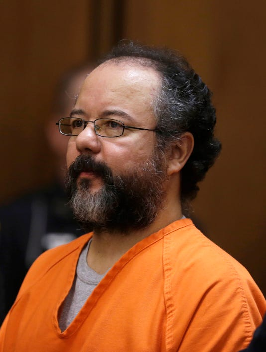 Ariel Castro sentenced to life without parole