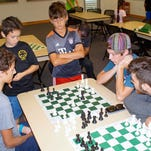 Photos: Chess champs