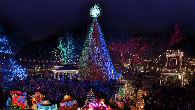 An Old Time Christmas festival at Silver Dollar City has been nominated for a 10Best award by USA Today. The Branson-area park is encouraging fans to vote at 10best.com.