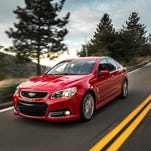 Test Drive: Chevrolet SS