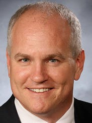 Andy Male has been hired by First National Bank as