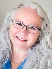 Christine Tolbert, a Shippensburg Democrat, is running