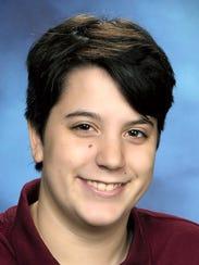 Emily Yost, Cedar Crest High School