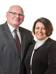 Tom and Cheryl Gates, Berkshire Hathaway