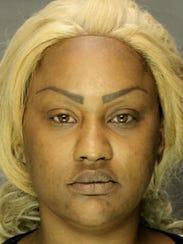 Melissa Jackson, Lebanon, drug suspect