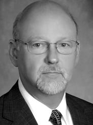 Common Pleas Judge Richard K. Renn.