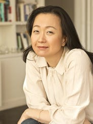 Author Min Jin Lee.