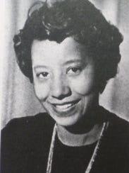 Willie Glanton was the first female black lawmaker