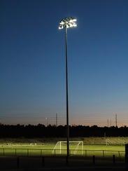 The city of Farmington has started a $300,000 athletic