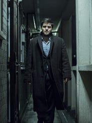 Tom Burke stars as Detective Cormoran Strike in Cinemax's