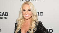 Conservative commentator Tomi Lahren said she is embarrassed