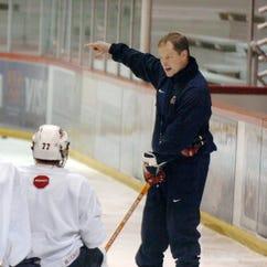 NHL coaching changes