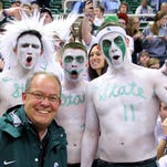 MSU AD Mark Hollis, on how Izzo helped raise football fans' spirits