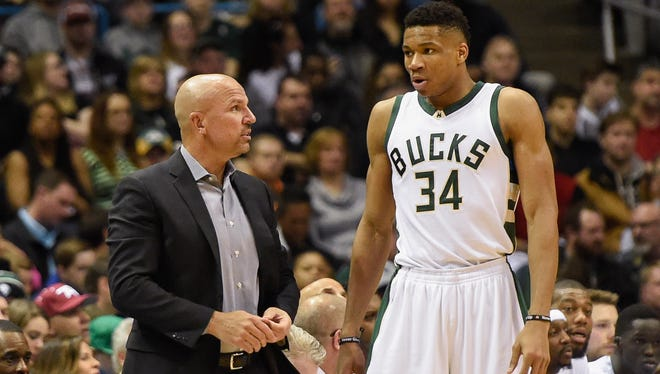 The Bucks have a home-heavy schedule to start the season in October.