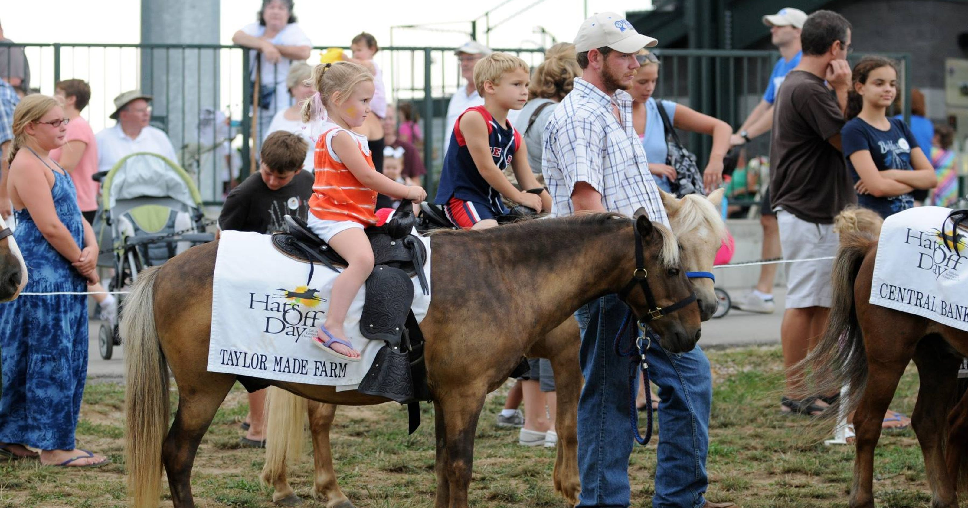 Hats Off' gives free admission to the Kentucky Horse Park