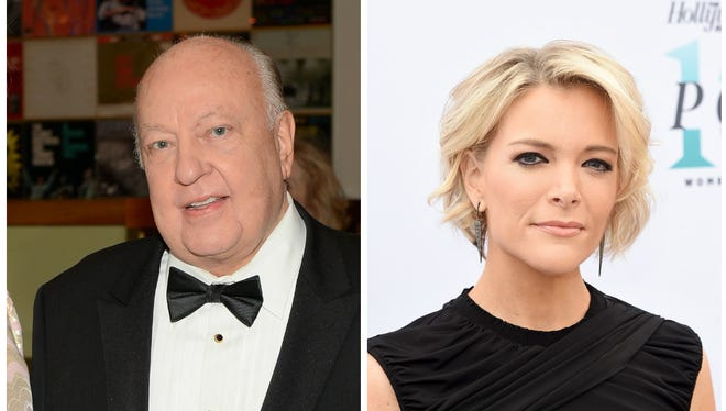 A Roger Ailes harassment film is reportedly in the works in Hollywood.