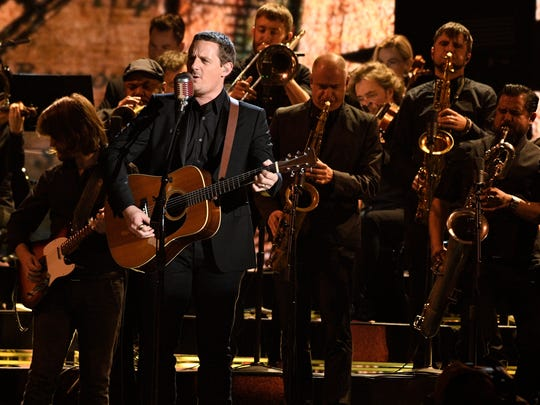 Sturgill Simpson brings a brassy gospel touch to his
