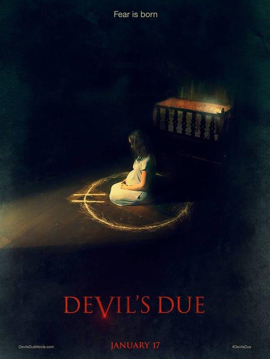'Devil's Due' Poster