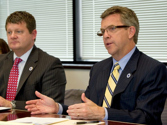 KEVIN SWANK / Courier & Press
