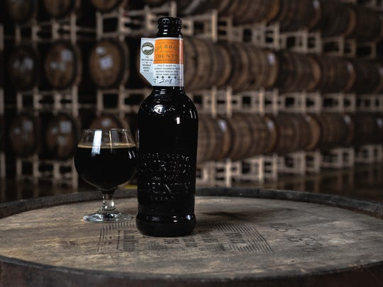 Bourbon County Brand Stout Midnight Orange is among