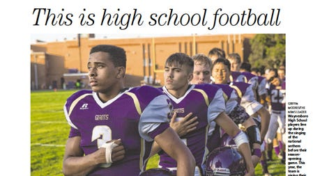 A mid-season view of the Waynesboro Little Giants team journey.