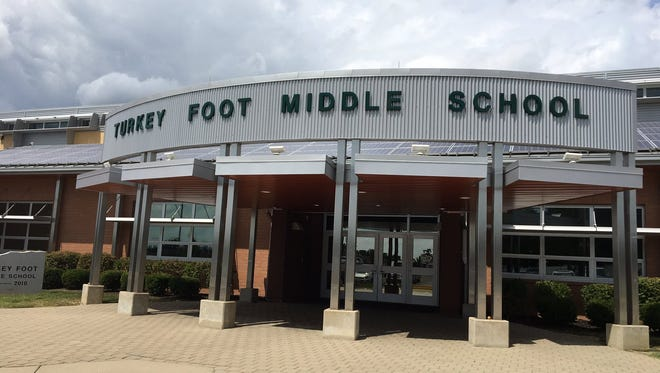 Turkey Foot Middle School.
