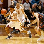 Phinisee Scores 50 as McCutcheon Pounds Rival Harrison 91-34