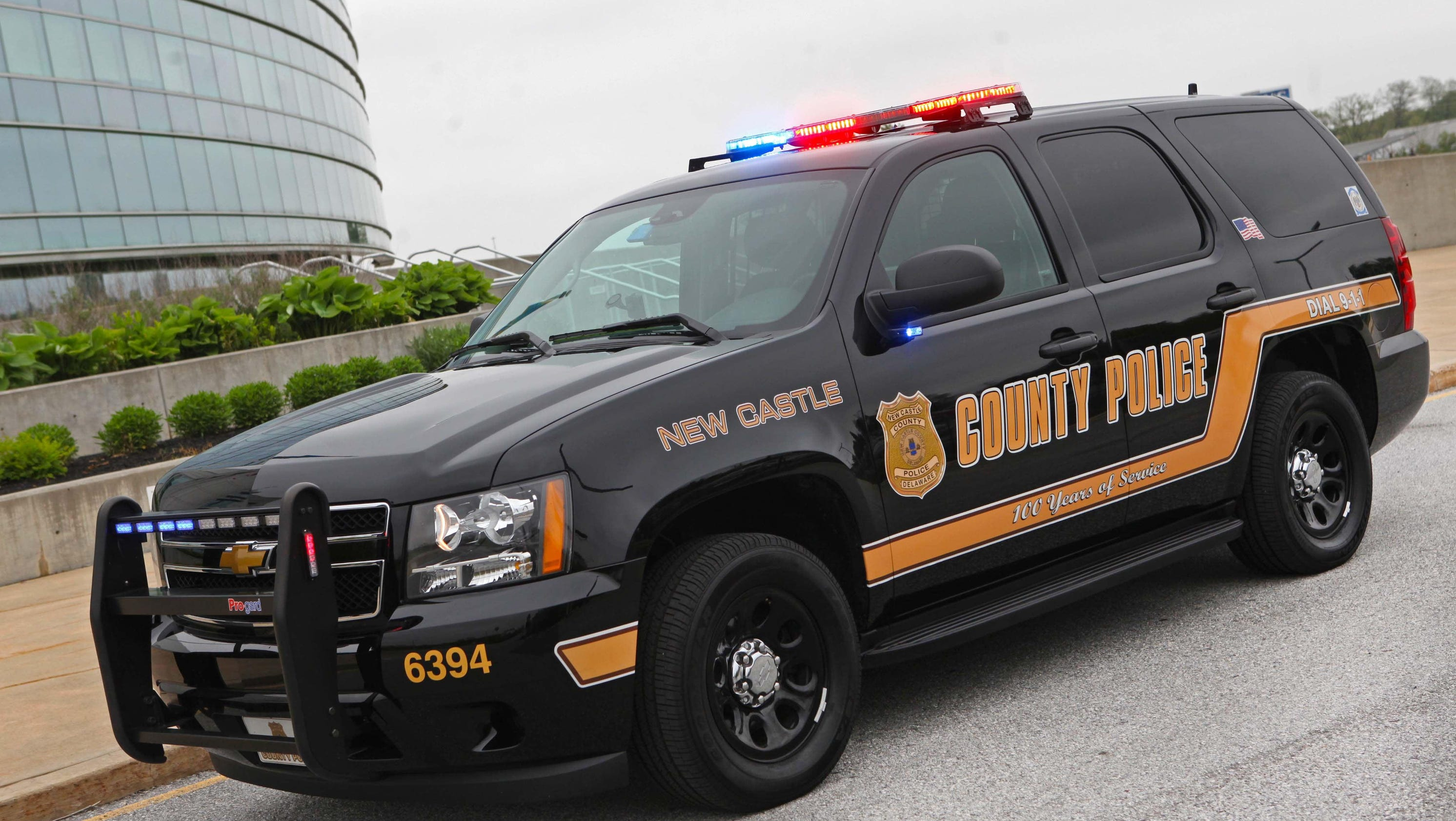 Why county police cars are changing color