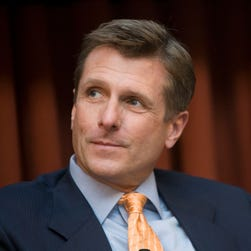 A file photo of Warriors president Rick Welts from 2010.