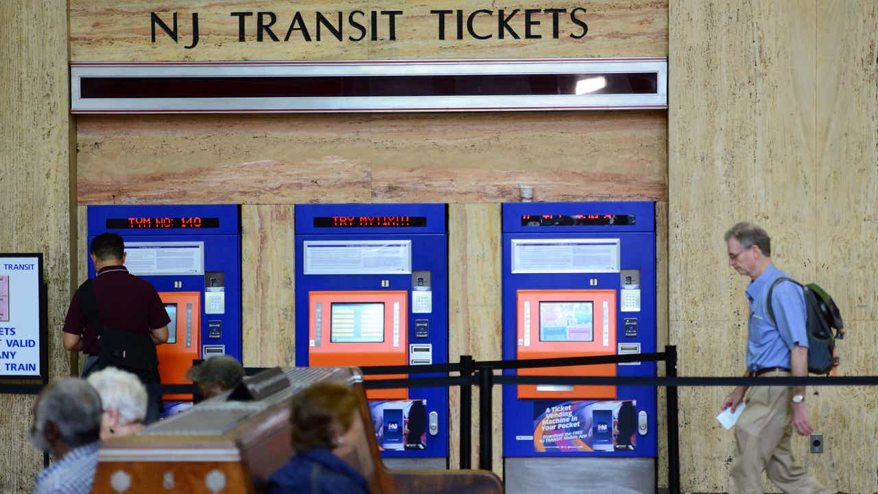 NJ Transit by the numbers