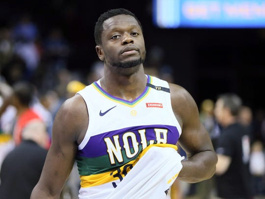 How would Julius Randle fit with the Phoenix Suns?