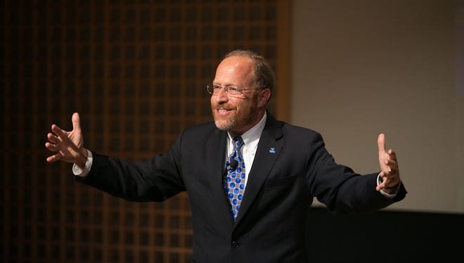 Randy Cohen, vice president for research and policy at Americans for the Arts, will speak in Sioux Falls this week.