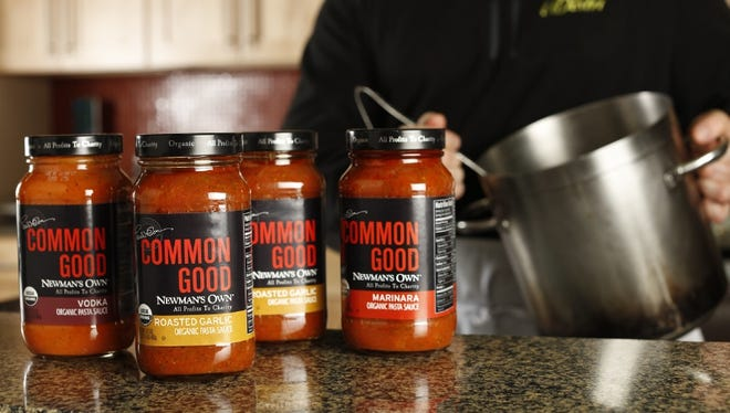 Newman's Own's Common Good organic pasta sauces were created at LiDestri Food and Beverage in Rochester