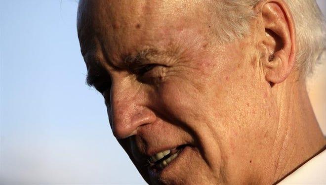 En la imagen, el vicepresidente de Estados Unidos, Joseph Biden.