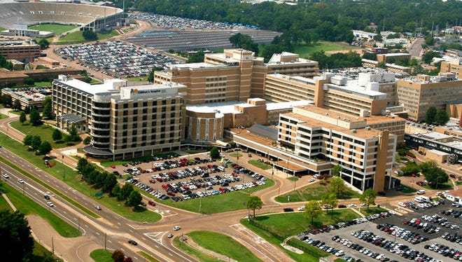 The University of Mississippi Medical Center in Jackson a $1.6 billion operation that employs more than 10,000 people.