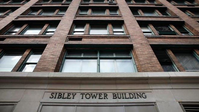 Sibley Tower Building.