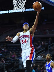 Tobias Harris has made a big impact since joining the