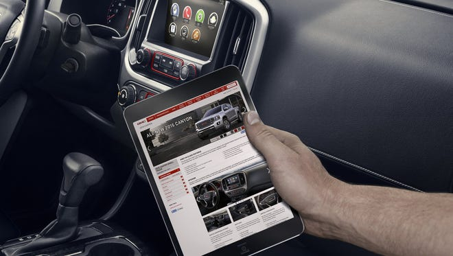 General Motors is reducing the price of its OnStar 4G LTE data plans.