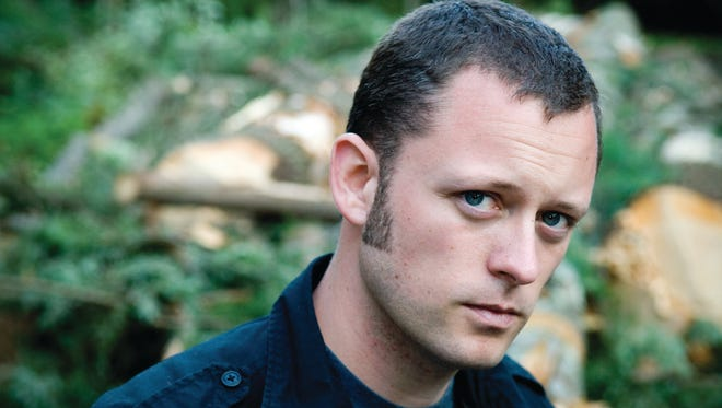 Novelist Benjamin Percy will speak Aug. 10 at Boswell Books, 2550 N. Downer Ave.