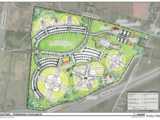 City presented 3 options for west park design malvernweather Gallery