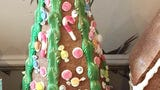 The Frelinghuysen Arboretum in Morris Township is hosting the annual Gingerbread Wonderland.