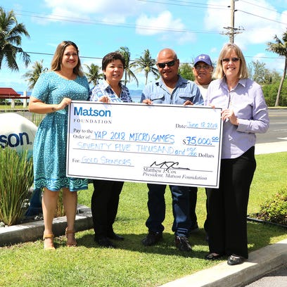 Matson is gold sponsor of Micro Games