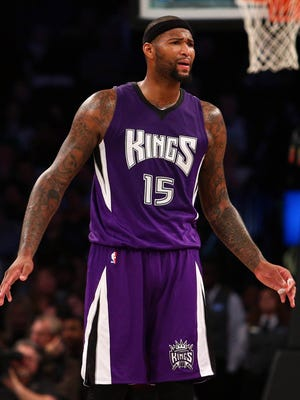 Kings center DeMarcus Cousins will be a first-time All-Star.