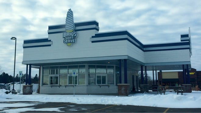 Briq's Soft Serve will open its Weston shop on Saturday and its Wausau location in mid-February, weather permitting.