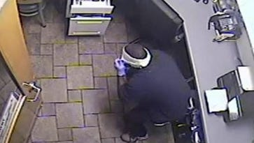 The Waukesha County Sheriff's Department (WSD) is searching for a man involved in a burglary at Culver's in Wales on Nov. 24. Anyone with information regarding this incident is asked to contact Detective Bob Wepfer at 262-896-8132.