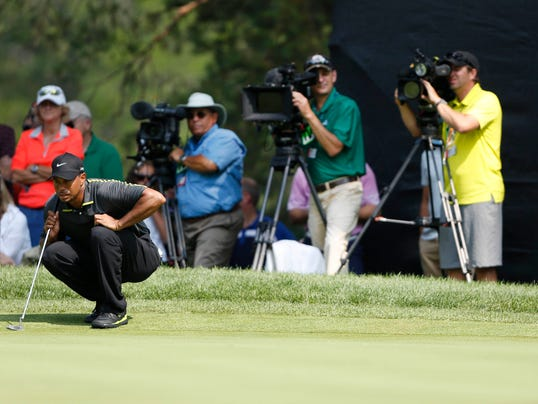 08-01-2014 tiger woods 2nd round firestone usp