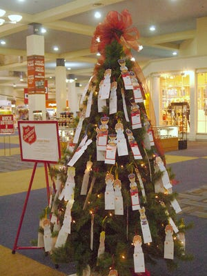 People who need assistance with Christmas toys, food or warm clothing can apply to the Salvation Army's Angel Tree Program now through Friday at its Alexandria office.