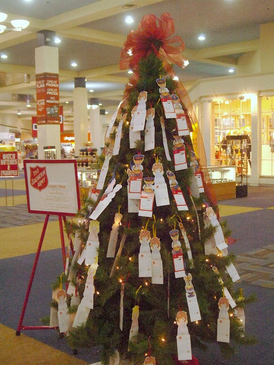 Angel Tree; photo for A3 holiday photo package