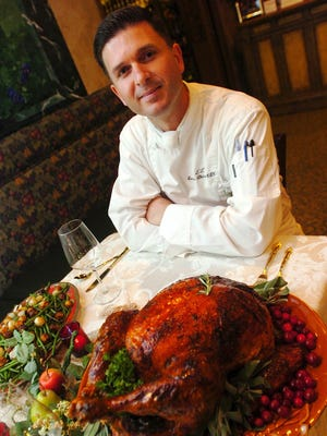 Ercan Ekinci, executive chef and co-owner of Green Turtle Market in Indian Harbour Beach, has the recipe for a juicy, brined turkey.