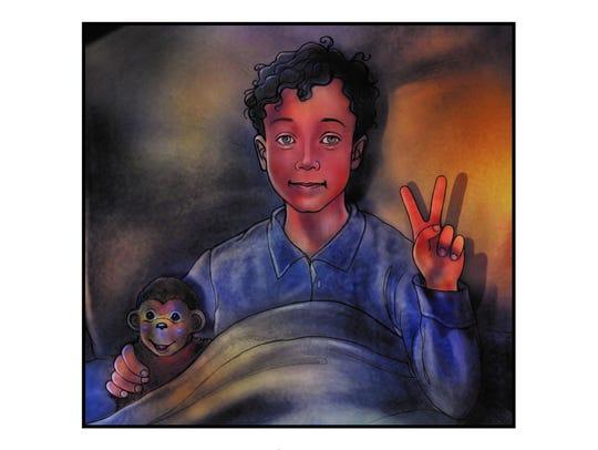 'Monsters' is Arlo Guthrie's fifth children's book.